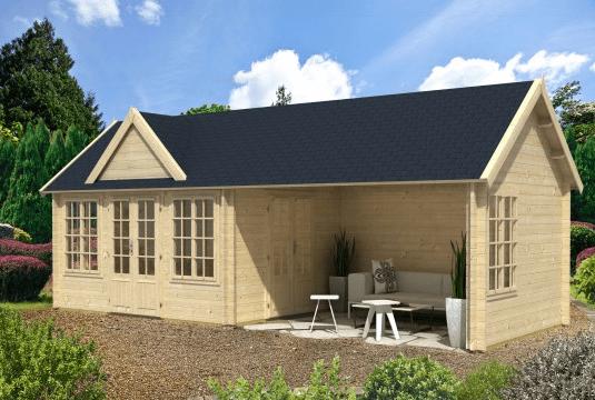 casa madera online