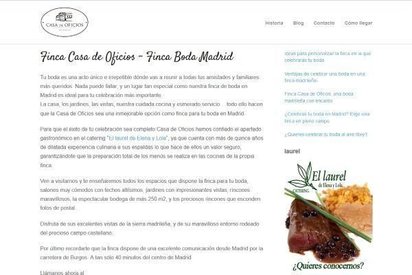 Restaurantes y aceite de oliva