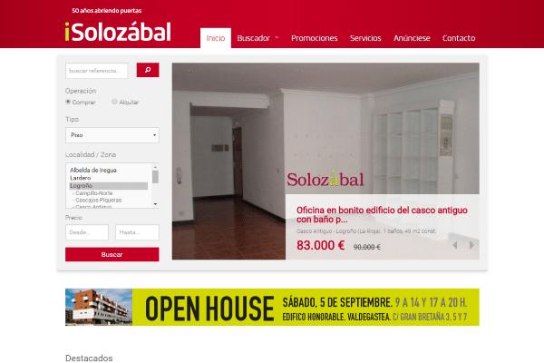 pisos de bancos en Logroño