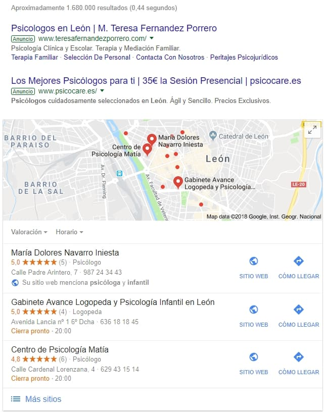Psicologos en Leon Capital